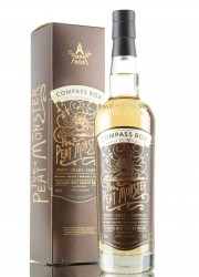 Compass Box The Peat Monster