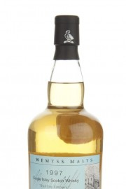 Bonfire Embers 1997 - Wemyss Malts (Bunnahabhain) Single Malt Whisky