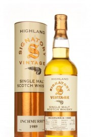 Inchmurrin 21 Year Old 1989 (Signatory) Single Malt Whisky
