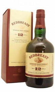 Redbreast 12 Years Old Single Pot Still Irish Whiskey