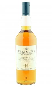 Talisker 10 Year Old, Discontinued Presentation